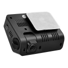"Cwxuan Stickup-Type 2"" 1080P CMOS 5.0MP 150' Car DVR Recorder - Black"