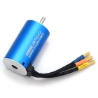 4 Poles 3100KV Brushless Motor for R/C Car Boat - Blue