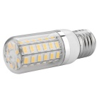E27 11W LED Corn Bulb Lamp Warm White Light 3000K 920lm 56-SMD 5730 - White (AC 100~140V)