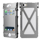 ARMOR KING Full Body Case w/ 2 View Windows for IPHONE 5 / 5S - Silver