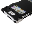 ARMOR KING Full Body Case w/ 2 View Windows for IPHONE 5 / 5S - Black
