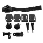 14-in-1 Selfie Monopod, Grip, Chest Strap Accessories Kit for GoPro 3