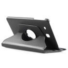 ENKAY Rotation Protective Case for Samsung Galaxy Tab E9.6 - Black