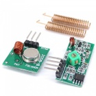 RF Transmitter Receiver Module 433MHz Wireless Link Kit for Arduino