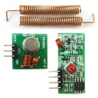 Buy RF Transmitter Receiver Module 315MHz Wireless Link Kit Arduino