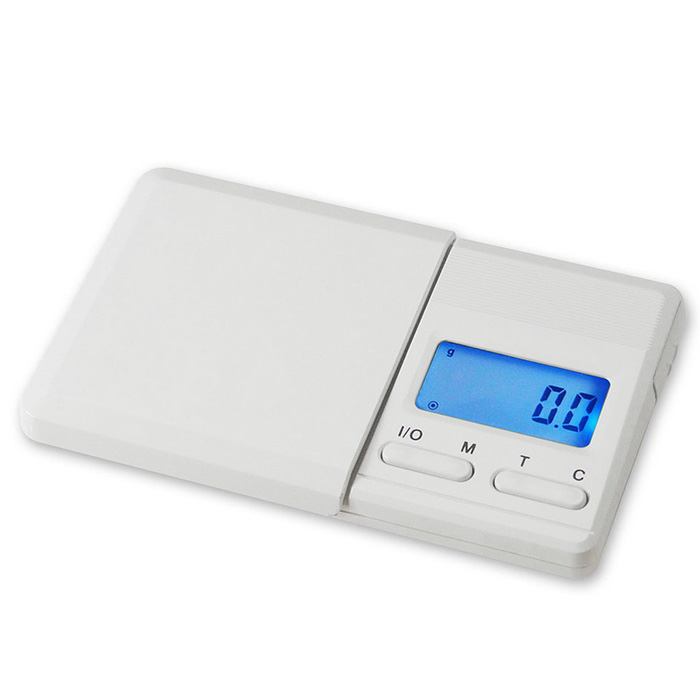 "Prointxp 1.58"" LCD Digital Pocket Jewelry Scale (350g / 0.1g / 2*AAA)"