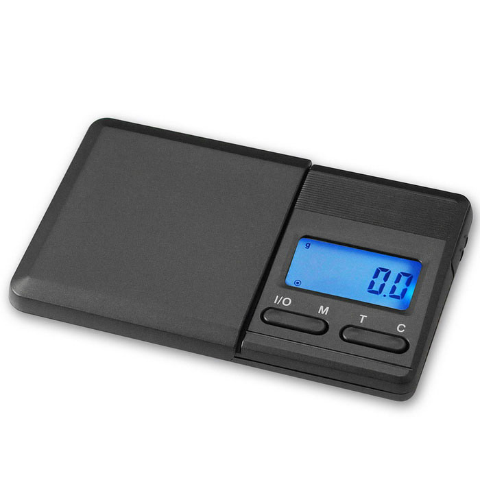 "Prointxp 1.58"" LCD Pocket Jewelry Scale (350g / 0.1g / 2*AAA)"