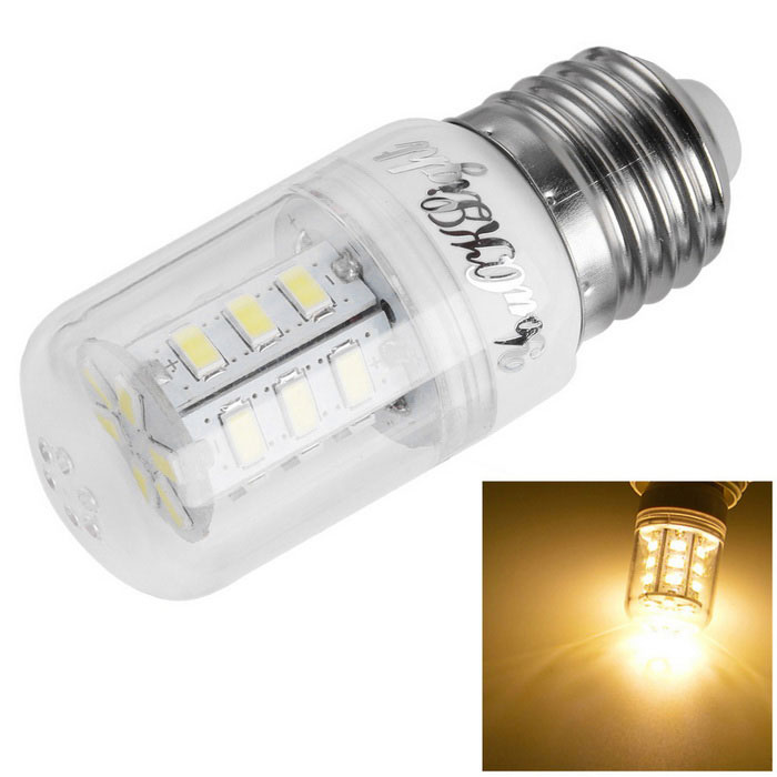 YouOKLight E27 5W LED Corn Bulb Warm White 3000K 24-SMD (AC 110V)