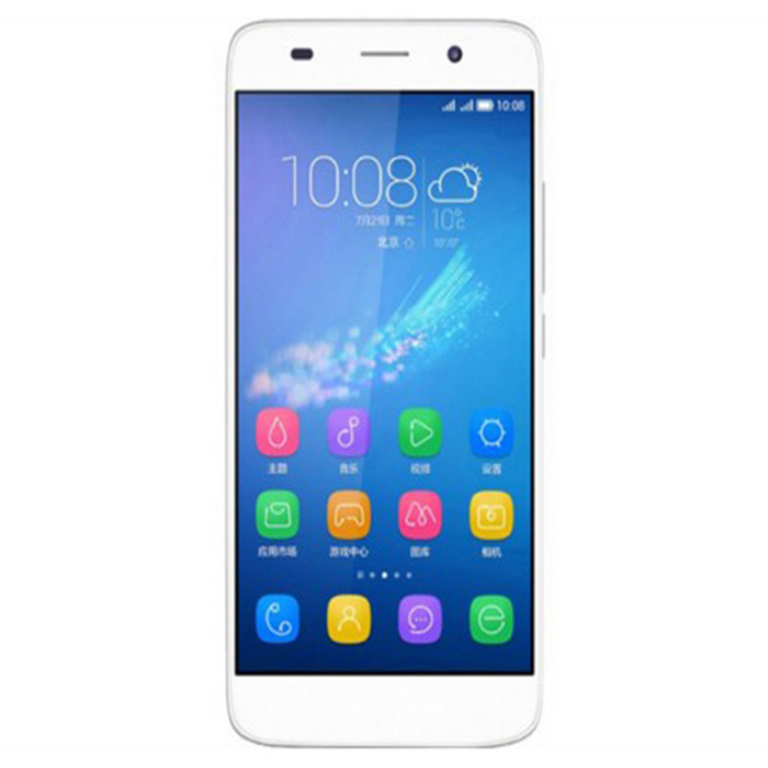 HUAWEI Honor 4A Android 5.1 4G Phone w/ 2GB RAM, 8GB ROM - White