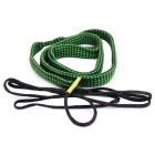 Gun Barrel Cleaning Wire Cord Rope for 223CAL - Black + Green (188cm)