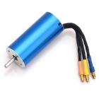 High Performance 2860 4050KV Sensorless Brushless Motor for RC Car / Boat - Blue