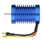 10T 3950KV Brushless R/C Car Motor - Blue + Black