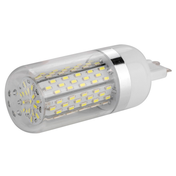 G9 12W LED Highlight Corn Light Bluish White 1020lm (AC 85-265V)