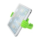 Tempered Glass Screen Guard + Holder + Stylus for IPAD - Transparent