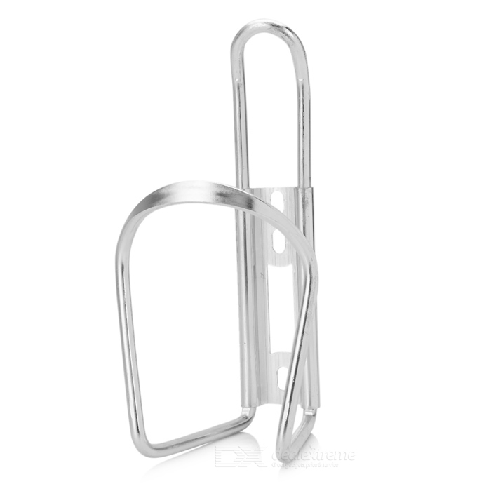 Aluminum Alloy Mount Holder for Bike Canteen - Silver