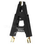 SOP8 ABS Test Clip - Black + Gold + Multicolor