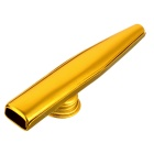 Kazoo Musical Instrument for Guitar & Ukulele Accompaniment - Golden