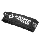 INBIKE Bike Reflective Safety Tied Band Leg Ankle Bind Tape - Black