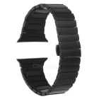 Chained Stainless Steel Wrist Watch Band for Apple Watch 42mm - Black