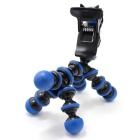 Stand Multi-Angle Adjustable Desktop Mount for IPHONE - Black + Blue