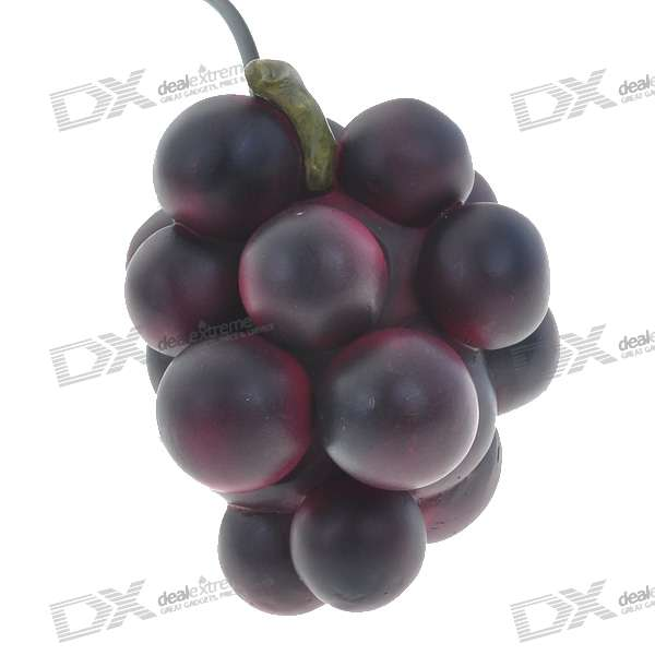 Grape Cluster Shaped USB 2.0 3-Port Hub