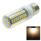 HONSCO E27 6.2W LED Corn Bulb Warm White Light 3000K 470lm 72-5730 SMD (AC 220V)