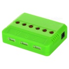 X5A-A02 380mAh Batteries / Adapter / Cable / Charger Set - Multicolor