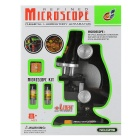 Early Development Science Educational Toy Optical Microscope Kit