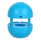 Ball Shaped 2.5X Simple Telescope w/ LED Light - Blue