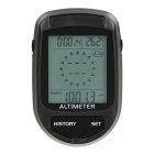 "1.9"" LCD Digital Bike Altimeter w/ Compass / Barometer / Thermometer / Clock / Weather Forecast"
