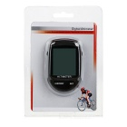 "1.9"" LCD Digital Bike Altimeter w/ Compass / Thermometer - Black"
