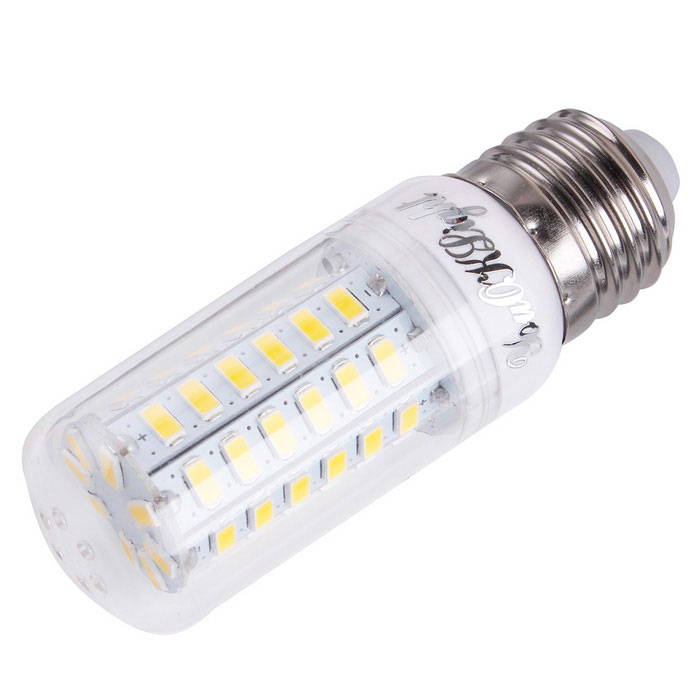 youoklight e27 15w led corn light bulb lamp cold white 56 smd 4pcs free shipping dealextreme. Black Bedroom Furniture Sets. Home Design Ideas