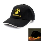 Baseball LED Cap (Yellow Lighting)