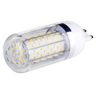 G9 12W Highlight LED Corn Bulb Lamp Warm White Light 3000K 1020lm 120-SMD 3014 (AC 85~265V)