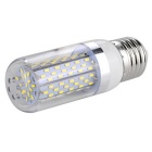 E27 12W Highlight LED Corn Bulb Lamp White Light 6000K 1020lm 120-SMD 3014 (AC 85~265V)