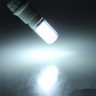 E27 12W Highlight LED Corn Bulb Lamp Cold White Light 120-SMD - Silver