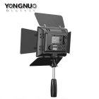 YONGNUO YN160 III 8V 5A 192-LED 1536lm 5000K Camera Speedlite - Black