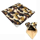 CADEN Anti-Shock Nylon Bag Packing Cloth for IPAD / DV / SLR Cameras - Camouflage (39 x 39cm)