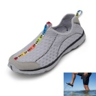 Breathable Mesh Amphibious Sports Shoes 43 - Light Grey (Pair / US Size 9.5)