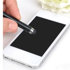 High-Sensitive Capacitive Touch Screen Stylus Pens - Black (4PCS)