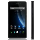 DOOGEE X5 Quad-Core Android 5.1 WCDMA Bar Phone -Black