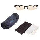 ReeDoon R306 Anti-Radiation Blue Ray Computer Goggles - Black