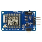 ESP-07 ESP8266 Serial Wi-Fi Wireless Transceiver Module with Antenna Compatible 3.3V/5V for Arduino