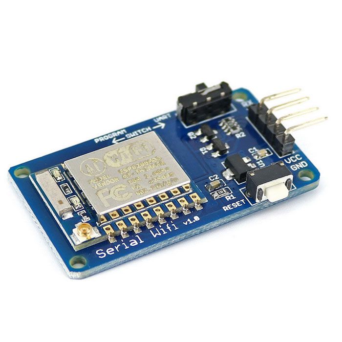 fr p esp  serial wi f wireless module w built in antenna compatible with v for arduino