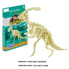DIY 3D Puzzle Dinosaur Toy - Green
