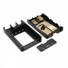 "Aluminum Enclosure + 2.2"" LCD Kit for Raspberry Pi 2 Model B / B+"