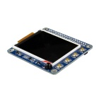 "aluminium + 2.2"" LCD kit for Raspberry Pi 2 modell B / b +"