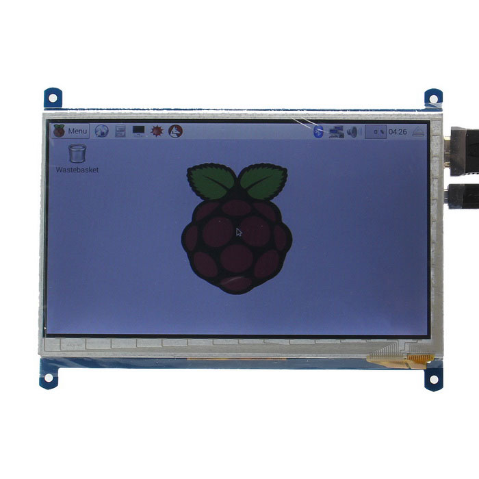 "7"" HDMI Capacitive Screen for Raspberry Pi 3 Model B / 2B / B+ / B"