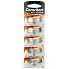 Camelion AG10-BP10 1.5V AG10 Alkaline Button Batteries (10 PCS)
