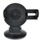 Universal Car Mount w/ Suction Cup for IPHONE + More - Black